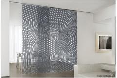 Casali-Alpha-sliding-glass-door-porta-scorrevole-vetro-Dots