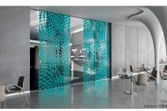 Casali-GammaEvo-sliding-glass-door-porta-scorrevole-vetro-Triangles-Babyblue