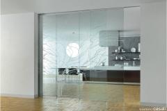 Casali-alpha-sliding-glass-door-porta-scorrevole-vetro-Albero-overlopping