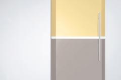 Casali-glass-door-sliding-porta-vetro-laccata-lacquer-bi-color-chiampane-