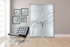Casali-glass-door-sliding-porta-vetro-scorrevole-Albero