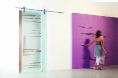Casali-glass-door-sliding-porta-vetro-scorrevole-Graffio_fondo-sabbiato