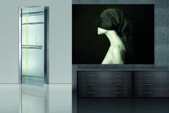 Casali-glass-door-sliding-porta-vetro-scorrevole-Tess-dipinta