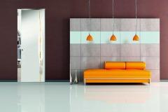 Casali-glass-door-sliding-porta-vetro-scorrevole-Xenia-dipinta