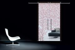 Casali-glass-door-sliding-porta-vetro-scorrevole-corallo