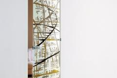 Casali-glass-swing-door-porta-vetro-battente-Electra-dipinta
