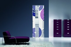 Casali-glass-swing-door-porta-vetro-battente-Optika-dipinta