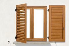 oknokomp-lamella-orientabile-In-battuta-muro-ad-ante-aperte